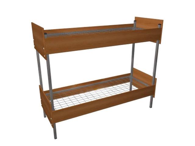 Для турбаз купить кровати металлические - 2
