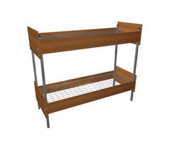 Для турбаз купить кровати металлические - Изображение 2