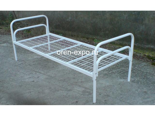 Долговечные кровати металлические в санатории - 2