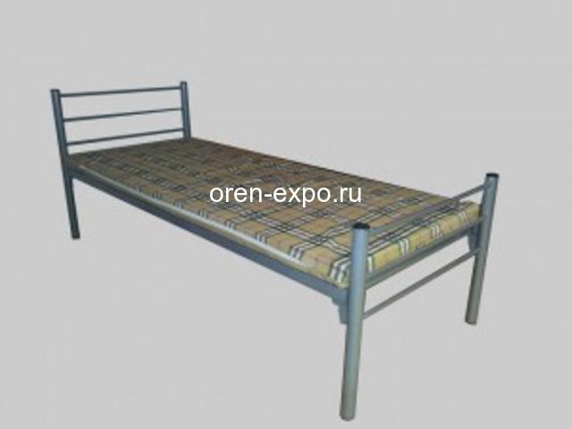 Долговечные кровати металлические в санатории - 5