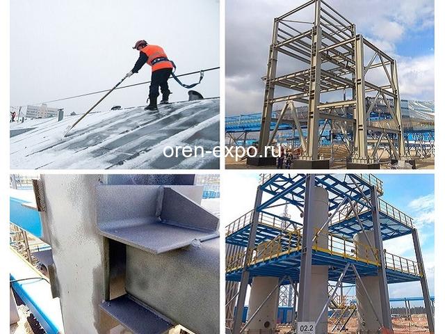 Высотные работы методом промышленного альпинизма - 1