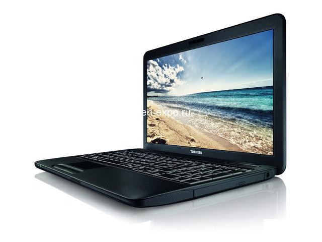 Ноутбук Toshiba C660 в идеальном состоянии - 1