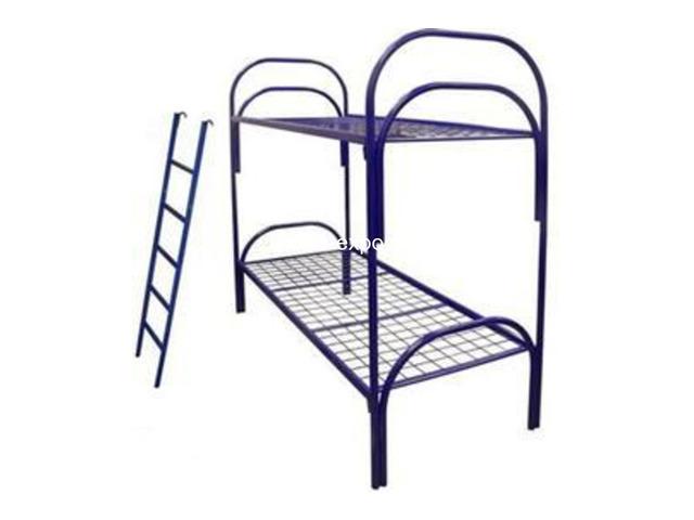 Металлические кровати для санаториев, домов отдыха - 1