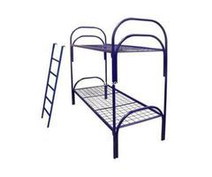 Металлические кровати для санаториев, домов отдыха