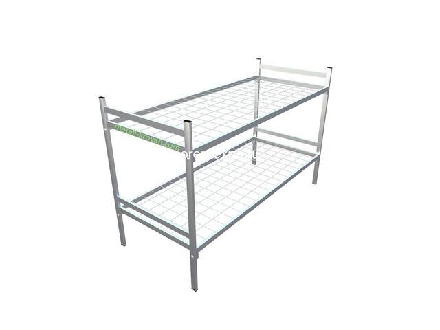 Металлические кровати для санаториев, домов отдыха - 2