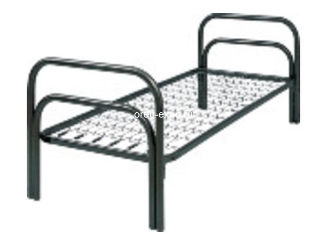 Металлические кровати для санаториев, домов отдыха - 3