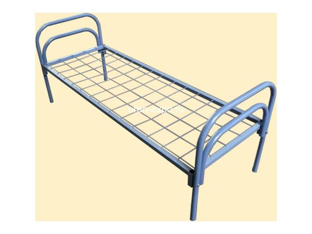 Металлические кровати для санаториев, домов отдыха - 4