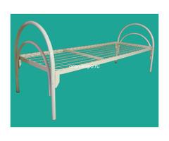Кровати металлические двухъярусные, трехъярусные под заказ