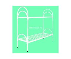 Кровати металлические двухъярусные, трехъярусные под заказ - Изображение 2