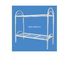 Кровати металлические двухъярусные, трехъярусные под заказ - Изображение 3