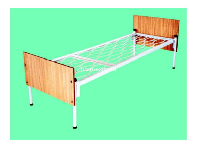 Кровати металлические двухъярусные, трехъярусные под заказ - 4
