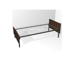 Качественные кровати металлические для хостелов, больниц - Изображение 2