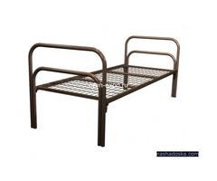 Кровати металлические двухъярусные, железные кровати от производителя