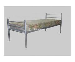 Кровати металлические двухъярусные, железные кровати от производителя - Изображение 3