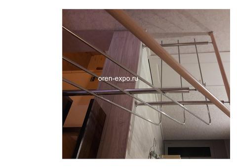 Перила из нержавейки (лестничные ограждения)