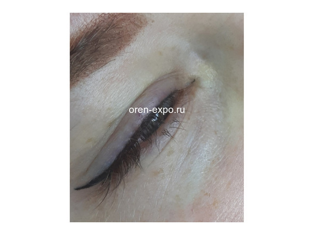 Перманентный макияж.Наращивание ресниц - 1