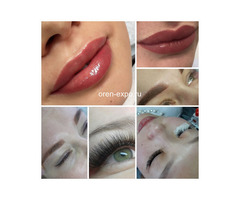 Перманентный макияж.Наращивание ресниц - Изображение 2