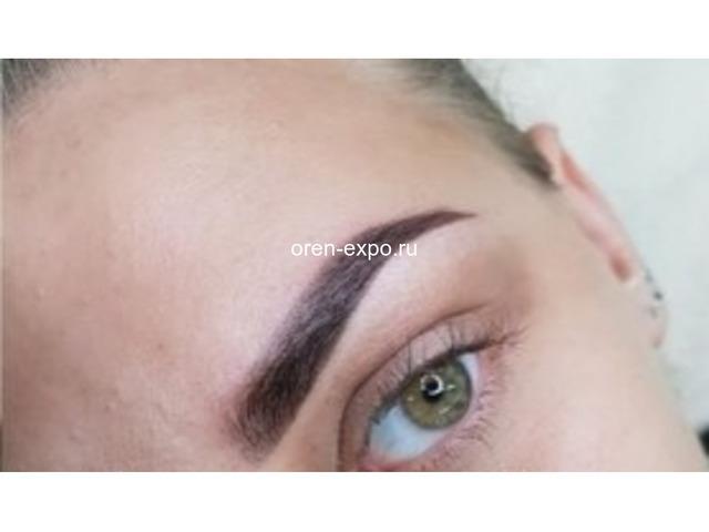 Перманентный макияж.Наращивание ресниц - 4