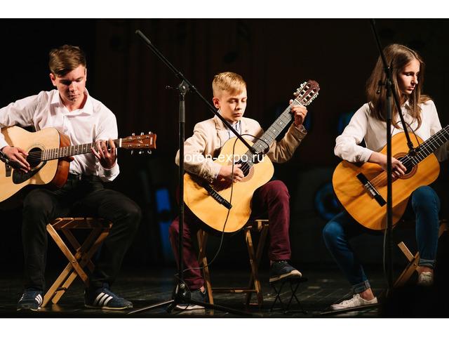 Уроки по гитаре для детей и взрослых - 1