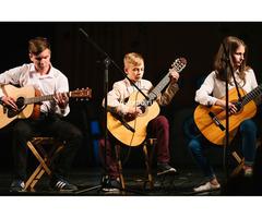 Уроки по гитаре для детей и взрослых
