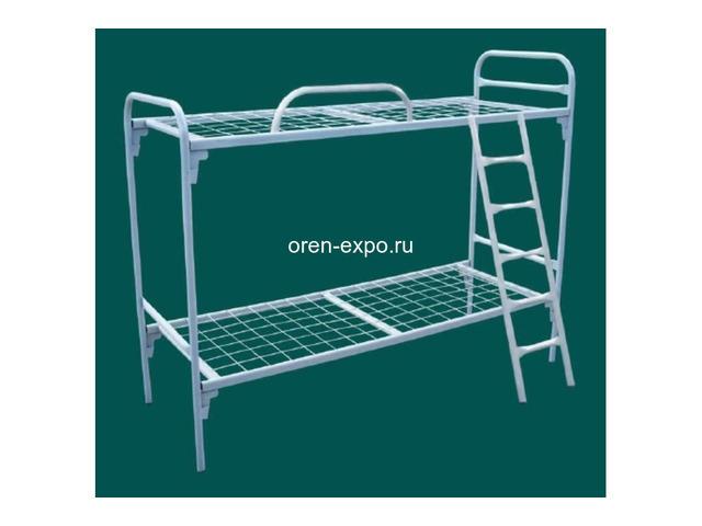 Кровати металлические по цене производителя с доставкой - 1