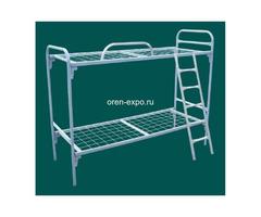 Кровати металлические по цене производителя с доставкой - Изображение 1