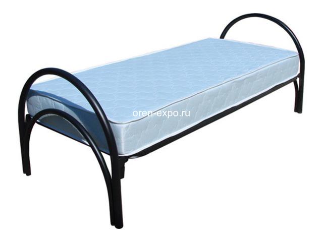 Кровати металлические по цене производителя с доставкой - 2