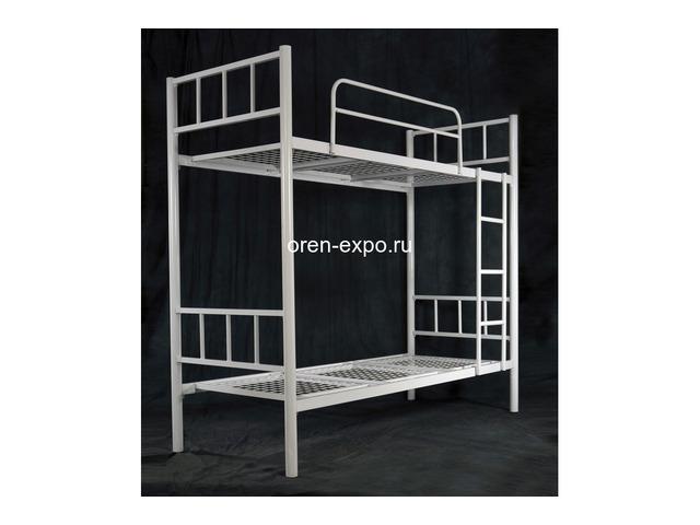 Купить дешевые кровати металлические, железные кровати в больницы - 1