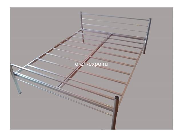 Купить дешевые кровати металлические, железные кровати в больницы - 3