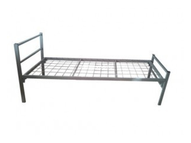 Купить дешевые кровати металлические, железные кровати в больницы - 4