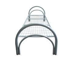 Металлические кровати для гостиниц, одноярусные, двухъярусные - Изображение 1