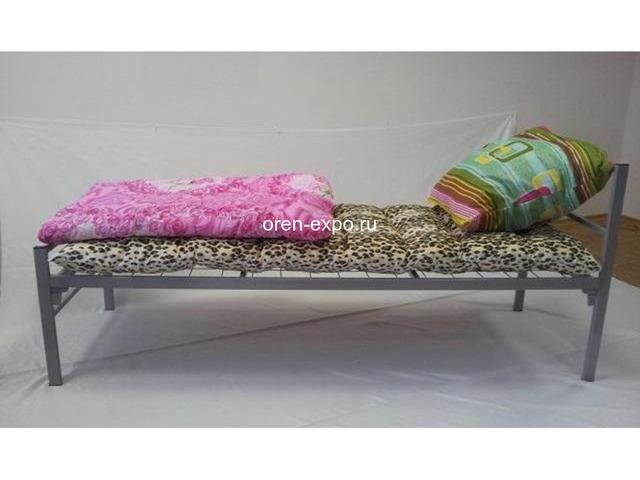 Металлические кровати для гостиниц, одноярусные, двухъярусные - 2
