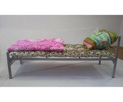 Металлические кровати для гостиниц, одноярусные, двухъярусные - Изображение 2