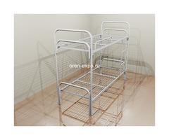 Металлические кровати для гостиниц, одноярусные, двухъярусные - Изображение 4