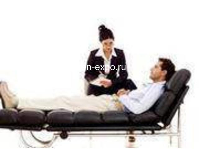 Помощь врача-психотерапевта, сеанс 60 минут - 1