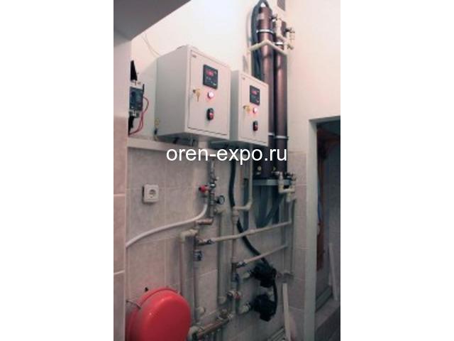 Котлы индукционные электрические отопление - 1