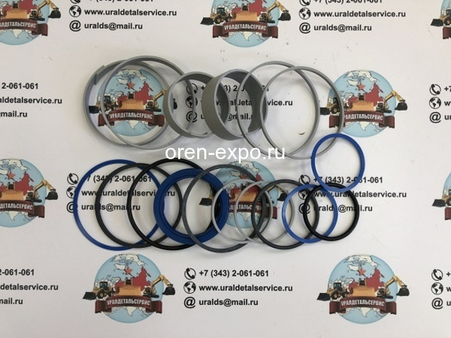 Ремкомплект гидроцилиндра 125x80 - 1