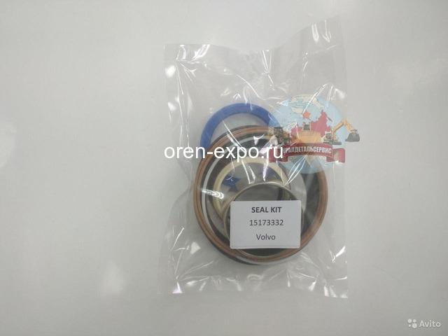 Ремкомплект г/ц рукояти (перекоса ковша) Volvo VOE 15173332 - 1