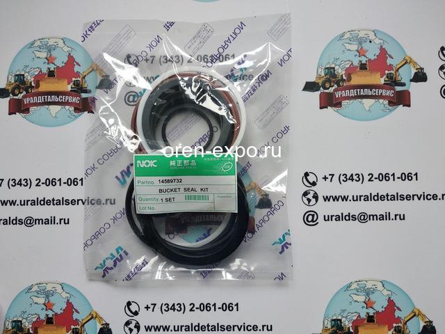 Ремкомплект гидроцилиндра Volvo EW180 14589732 NOK - 1