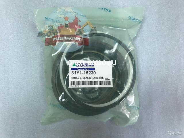 Ремкомплект г/ц рукояти 31Y1-15230 на Hyundai R210LC-7 - 1