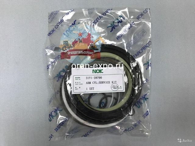 Ремкомплект г/ц рукояти 31Y1-28790 на Hyundai R220LC-9S NOK - 1