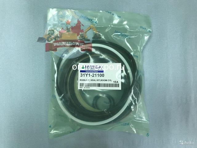 Ремкомплект г/ц стрелы 31Y1-21100 на Hyundai R320LC-7 - 1