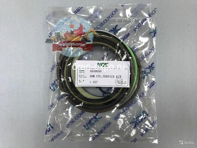 Ремкомплект г/ц рукояти 4649050 на Hitachi ZX240-3 NOK - 1