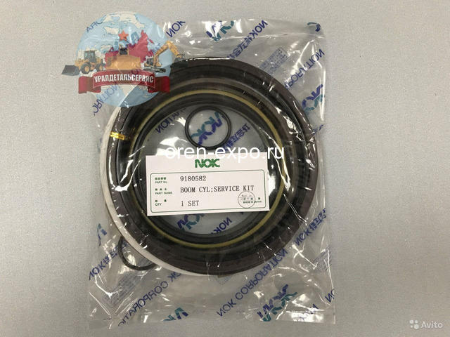Ремкомплект г/ц рукояти 9180582 на Hitachi ZX330 NOK - 1