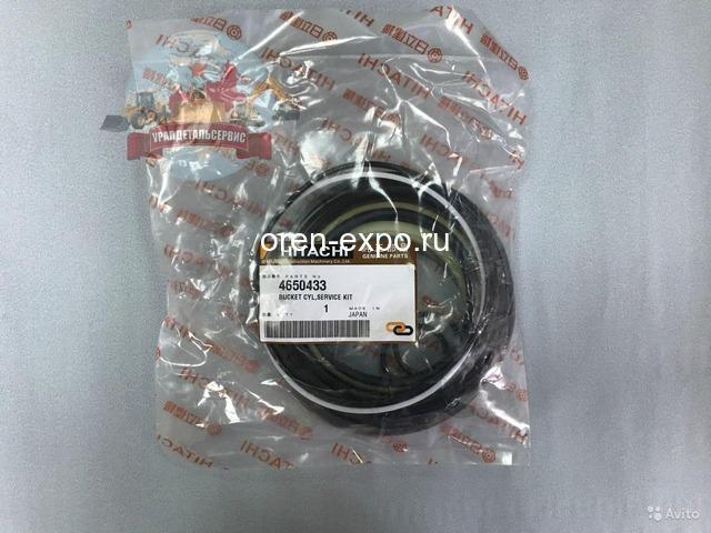 Ремкомплект г/ц ковша 4650433 на Hitachi ZX240-3 - 1