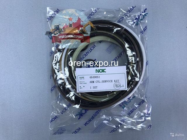 Ремкомплект г/ц рукояти 4649051 на Hitachi ZX330-3 NOK - 1