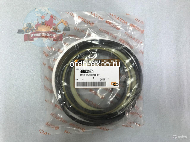 Ремкомплект г/ц стрелы 4653040 на Hitachi ZX450-3 - 1
