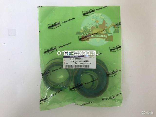Ремкомплект г/ц ковша Doosan S55-V PLUS 2440-9116BKT (401107-00291A) - 1