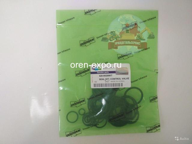 Ремкомплект гидрораспределителя Doosan 420-00295KT - 1
