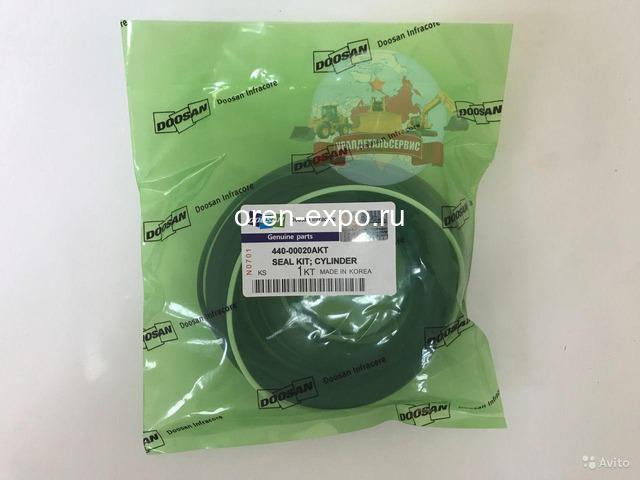 Ремкомплект г/ц рукояти Doosan 440-00020AKT (401107-00124A) - 1